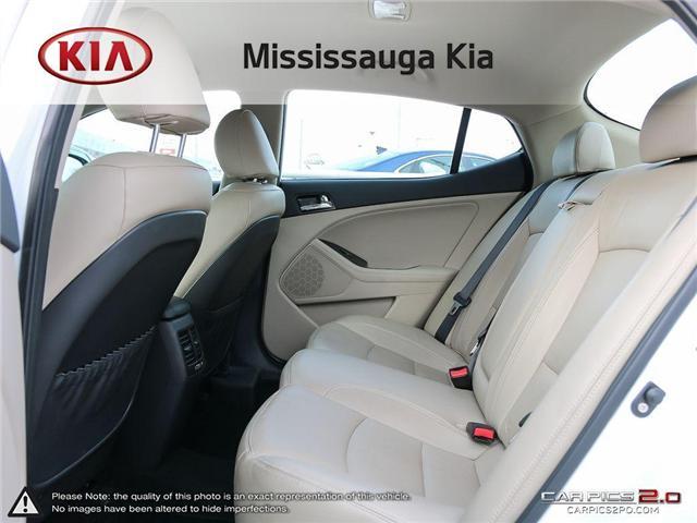 2013 Kia Optima EX Turbo (Stk: 90511PT) in Mississauga - Image 24 of 27
