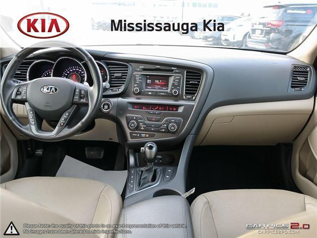 2013 Kia Optima EX Turbo (Stk: 90511PT) in Mississauga - Image 25 of 27