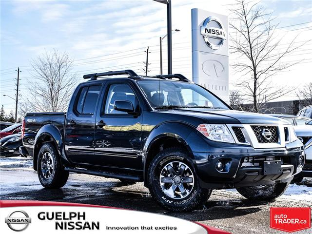 2018 Nissan Frontier PRO-4X (Stk: N19952A) in Guelph - Image 1 of 24