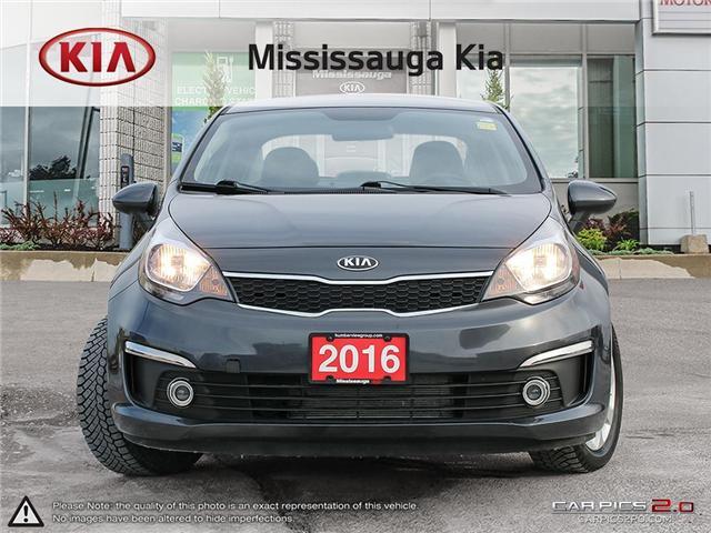 2016 Kia Rio EX (Stk: 7064PT) in Mississauga - Image 2 of 27