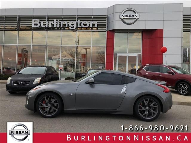 2014 Nissan 370Z Touring (Stk: A6624) in Burlington - Image 1 of 18