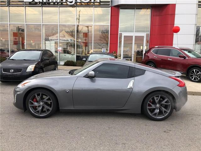 2014 Nissan 370Z Touring (Stk: A6624) in Burlington - Image 2 of 18
