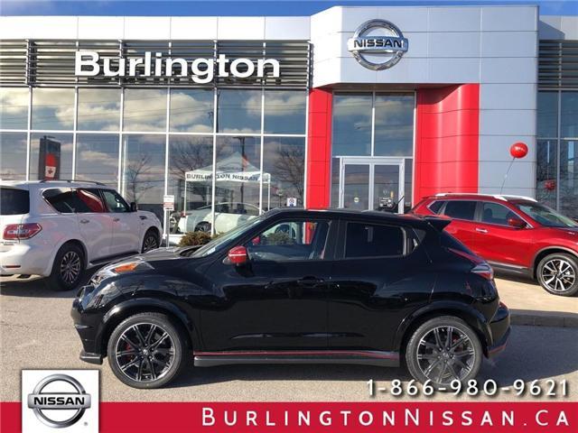 2015 Nissan Juke NISMO RS (Stk: A6630) in Burlington - Image 1 of 19