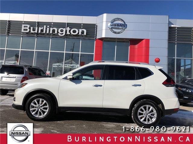 2018 Nissan Rogue  (Stk: A6634) in Burlington - Image 1 of 19