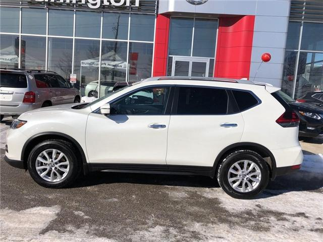 2018 Nissan Rogue  (Stk: A6634) in Burlington - Image 2 of 19