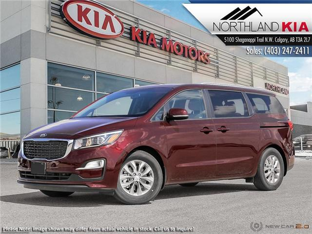 2019 Kia Sedona LX+ (Stk: 9SD0023) in Calgary - Image 1 of 24