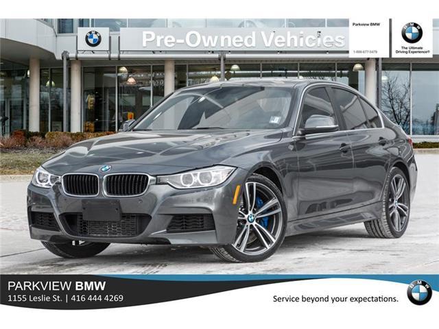 2015 BMW 335i xDrive (Stk: PP8384) in Toronto - Image 1 of 22