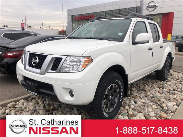 2019 Nissan Frontier PRO-4X (Stk: FR19004) in St. Catharines - Image 1 of 5