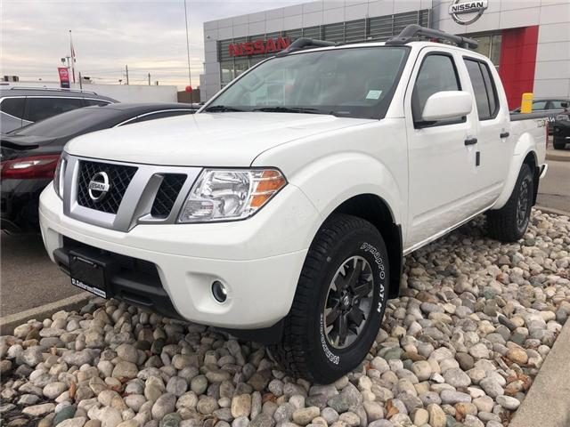 2019 Nissan Frontier PRO-4X (Stk: FR19004) in St. Catharines - Image 2 of 5