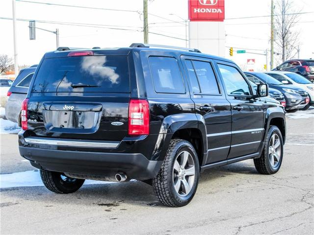 2016 Jeep Patriot Sport/North (Stk: 19304A) in Milton - Image 5 of 26