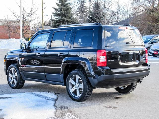 2016 Jeep Patriot Sport/North (Stk: 19304A) in Milton - Image 7 of 26