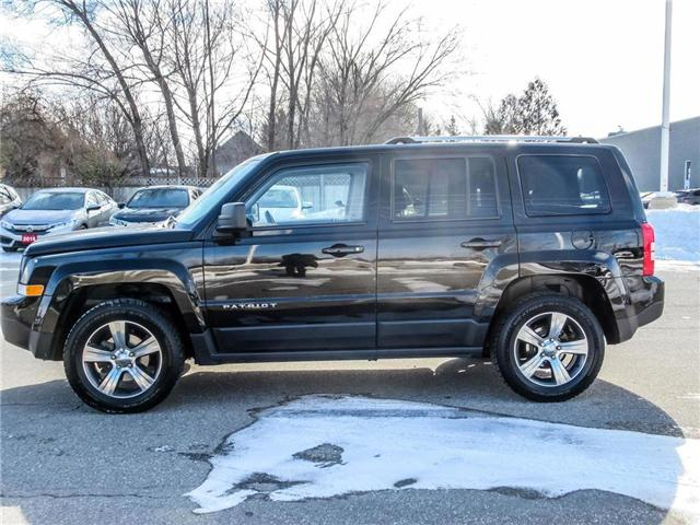 2016 Jeep Patriot Sport/North (Stk: 19304A) in Milton - Image 8 of 26
