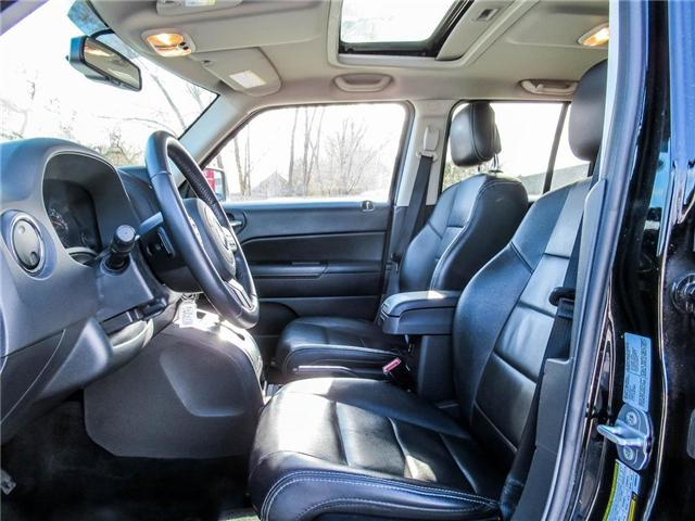 2016 Jeep Patriot Sport/North (Stk: 19304A) in Milton - Image 11 of 26