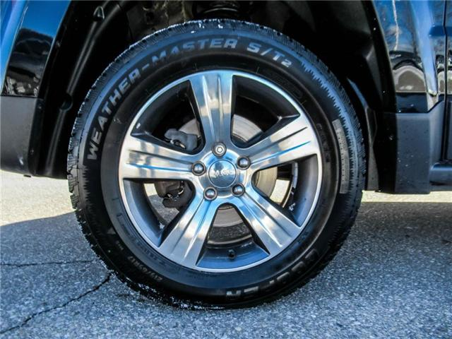 2016 Jeep Patriot Sport/North (Stk: 19304A) in Milton - Image 20 of 26