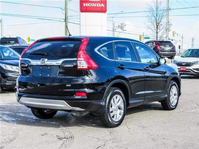 2016 Honda CR-V SE (Stk: 19366A) in Milton - Image 5 of 25