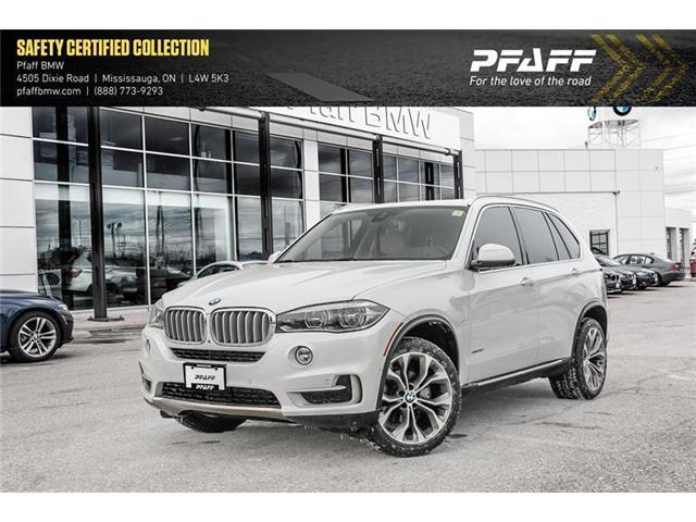 2016 BMW X5 xDrive35i (Stk: U5274) in Mississauga - Image 1 of 22