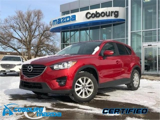 2016 Mazda CX-5 GS (Stk: U0323) in Cobourg - Image 1 of 9
