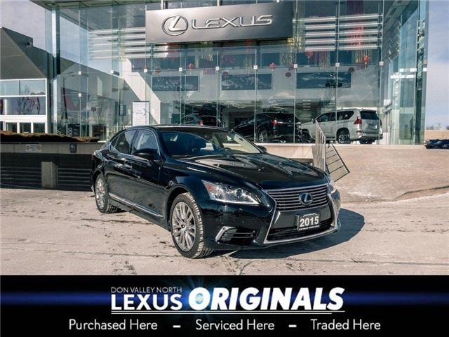 2015 Lexus LS 460 Base (Stk: OR26749A) in Markham - Image 1 of 24