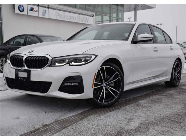 2019 BMW 330i xDrive (Stk: 9J78645) in Brampton - Image 1 of 12