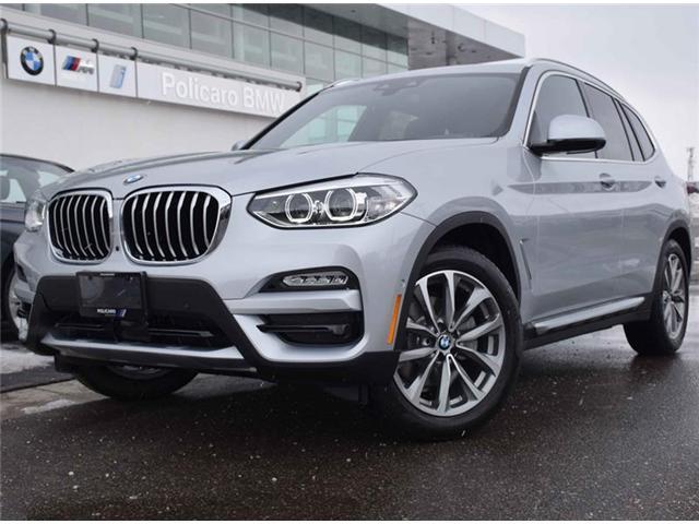 2019 BMW X3 xDrive30i (Stk: 9P84758) in Brampton - Image 1 of 12