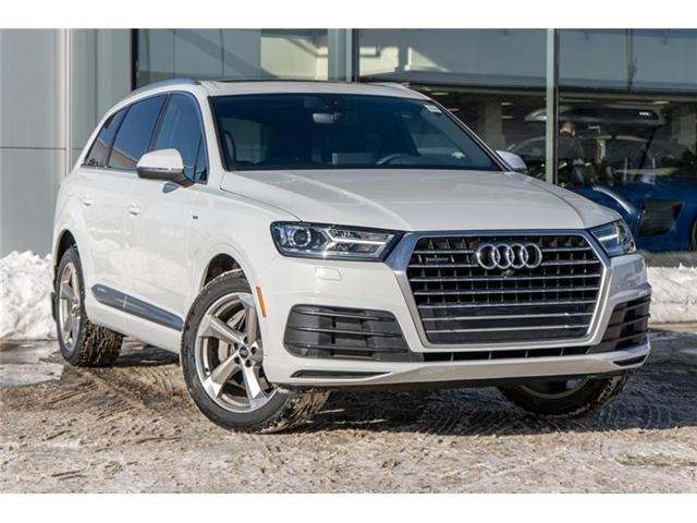 2018 Audi Q7 2.0T Progressiv (Stk: N4679) in Calgary - Image 1 of 18