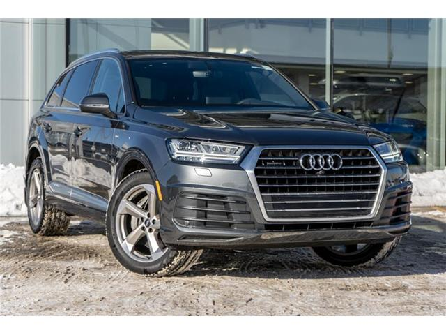 2018 Audi Q7 3.0T Technik (Stk: N4817) in Calgary - Image 1 of 17