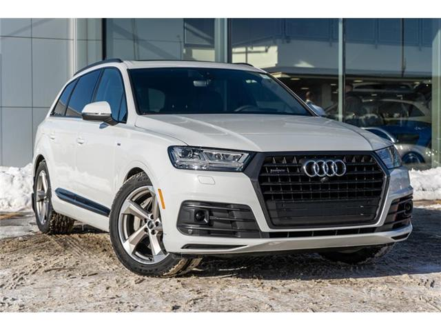 2018 Audi Q7 3.0T Technik (Stk: N4895) in Calgary - Image 1 of 18