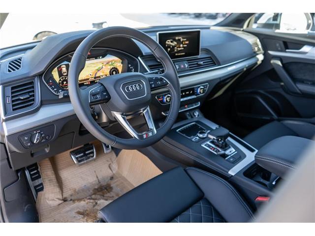 2018 Audi SQ5 3.0T Technik (Stk: N4961) in Calgary - Image 7 of 17
