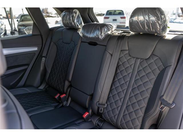 2018 Audi SQ5 3.0T Technik (Stk: N4961) in Calgary - Image 15 of 17