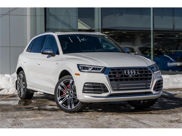 2018 Audi SQ5 3.0T Technik (Stk: N4984) in Calgary - Image 1 of 17