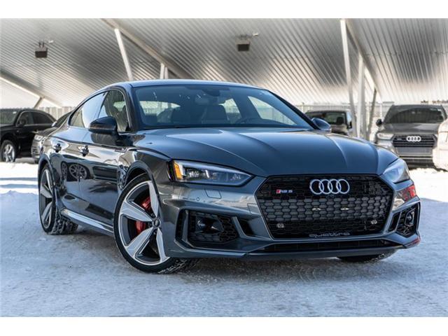 2019 Audi RS 5 2.9 (Stk: N5115) in Calgary - Image 1 of 18
