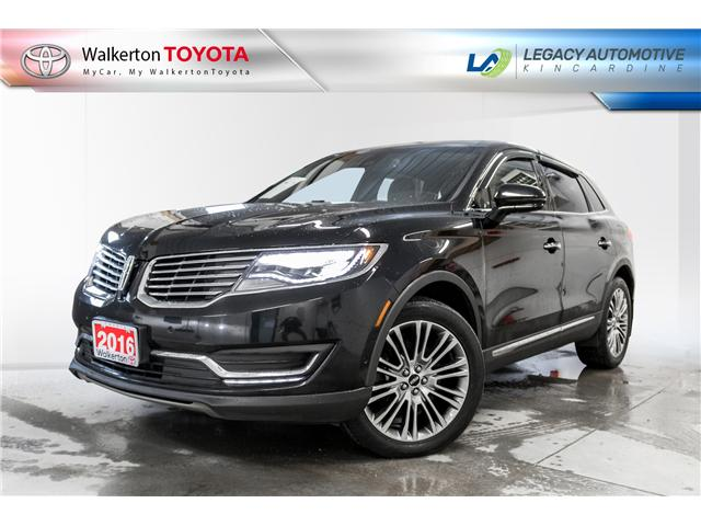 2016 Lincoln MKX Reserve (Stk: P9009) in Kincardine - Image 1 of 25