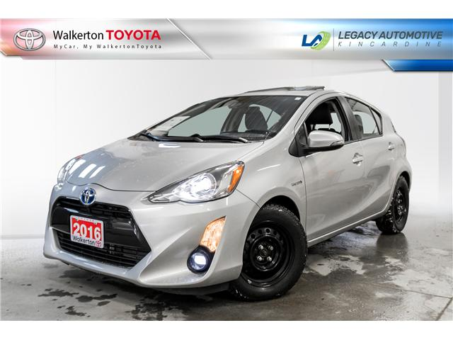 2016 Toyota Prius C Technology (Stk: P9015) in Walkerton - Image 1 of 20