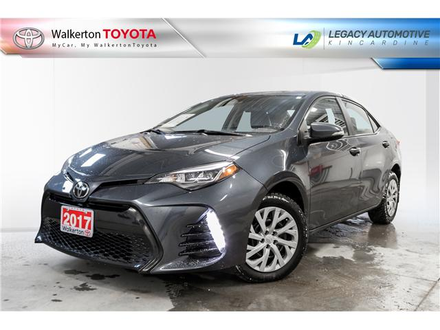 2017 Toyota Corolla SE (Stk: 19171A) in Walkerton - Image 1 of 18