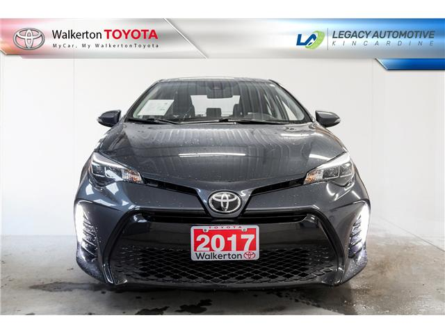 2017 Toyota Corolla SE (Stk: 19171A) in Walkerton - Image 2 of 18