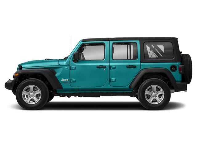 2019 Jeep Wrangler Unlimited Sahara (Stk: K156) in Renfrew - Image 2 of 9