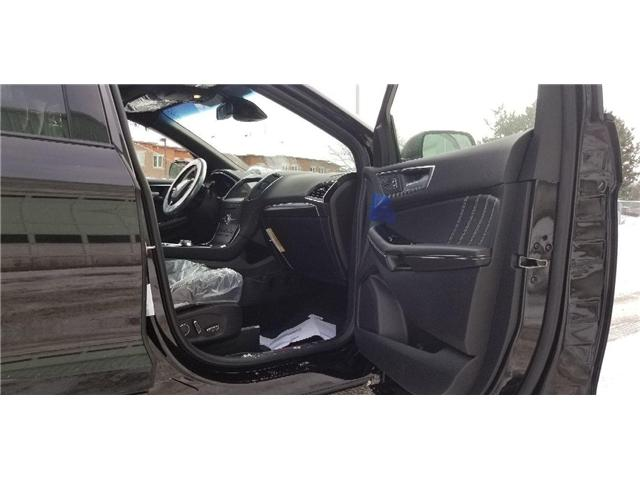 2019 Ford Edge ST (Stk: 19ED0756) in Unionville - Image 12 of 19