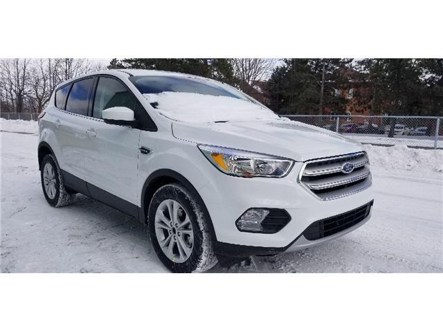 2019 Ford Escape SE (Stk: 19ES0844) in Unionville - Image 1 of 17