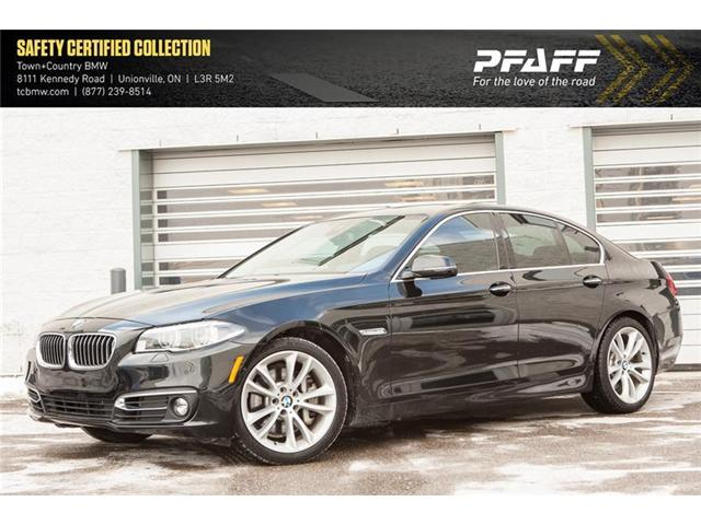 2015 BMW 535d xDrive (Stk: A11866) in Markham - Image 1 of 18