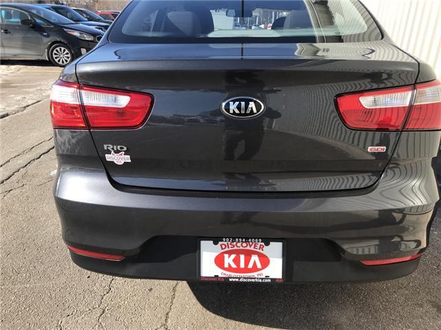 2016 Kia Rio LX+ (Stk: X4627A) in Charlottetown - Image 4 of 16