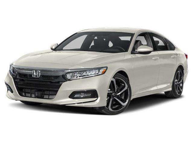 2019 Honda Accord Sport 1.5T (Stk: 19-0857) in Scarborough - Image 1 of 9