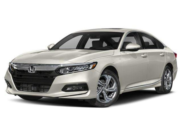 2019 Honda Accord EX-L 1.5T (Stk: 19-0997) in Scarborough - Image 1 of 9