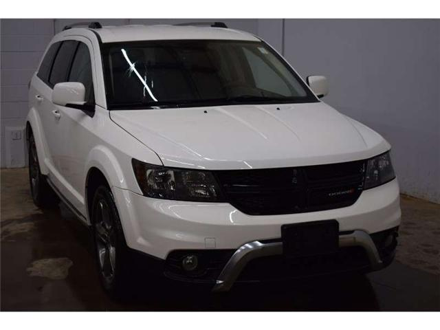 2018 Dodge Journey CROSSROAD AWD-BACKUP CAM * HTD SEATS * LEATHER (Stk: B3298) in Cornwall - Image 2 of 30