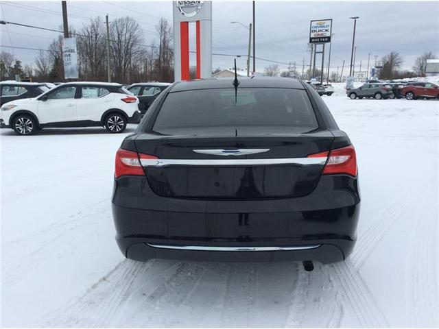 2013 Chrysler 200 Touring (Stk: 18-394B1) in Smiths Falls - Image 4 of 13