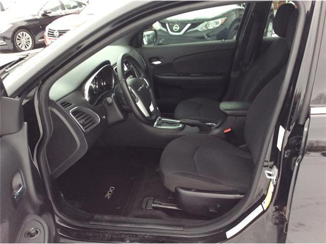 2013 Chrysler 200 Touring (Stk: 18-394B1) in Smiths Falls - Image 9 of 13