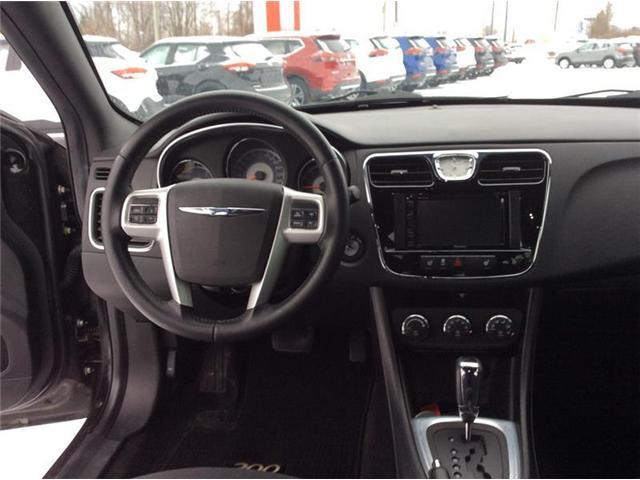 2013 Chrysler 200 Touring (Stk: 18-394B1) in Smiths Falls - Image 11 of 13