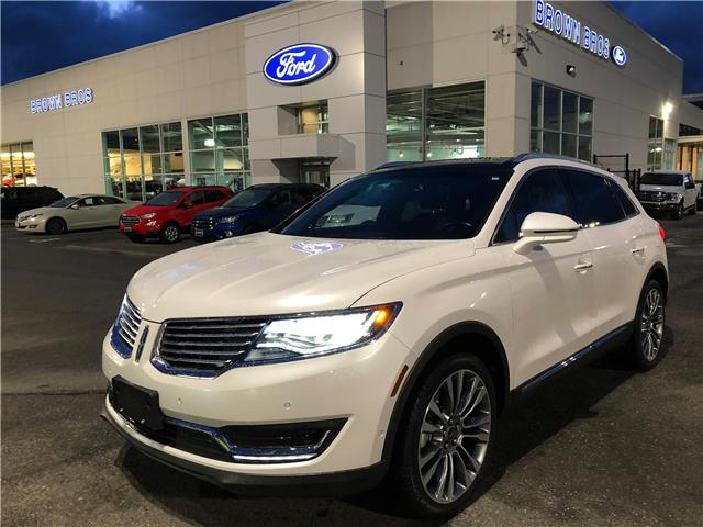 2017 Lincoln MKX Reserve 2LMPJ8LP3HBL22418 196100A in Vancouver
