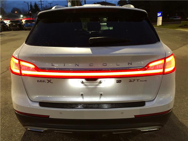 2017 Lincoln MKX Reserve (Stk: 196100A) in Vancouver - Image 4 of 24