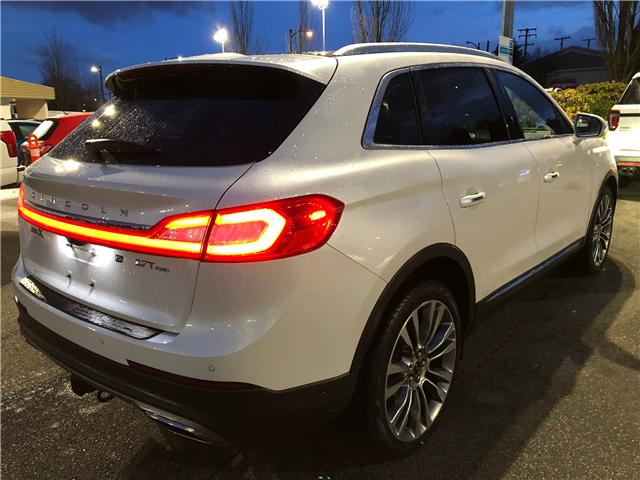 2017 Lincoln MKX Reserve (Stk: 196100A) in Vancouver - Image 5 of 24