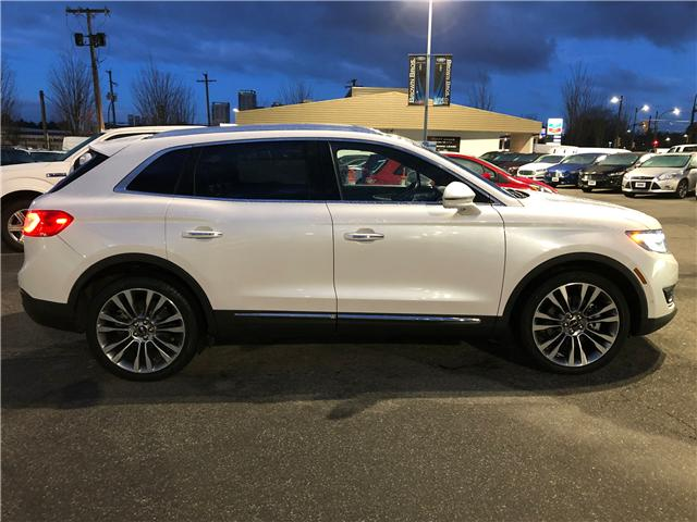 2017 Lincoln MKX Reserve (Stk: 196100A) in Vancouver - Image 6 of 24
